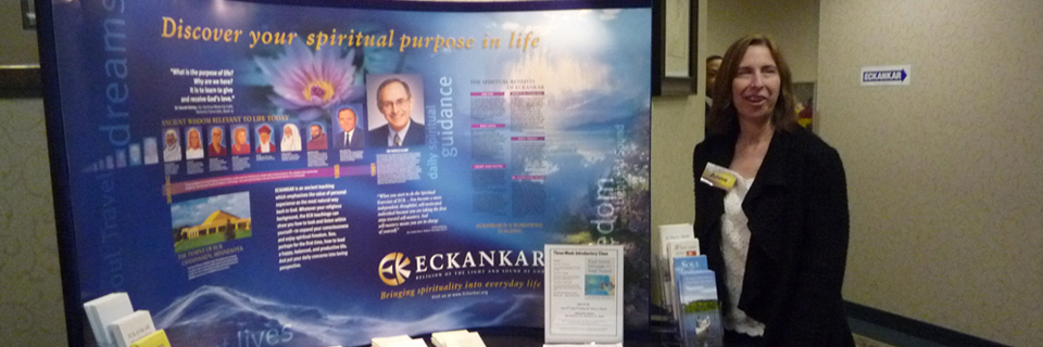 Eckankar event sign—discover your spiritual purpose in life