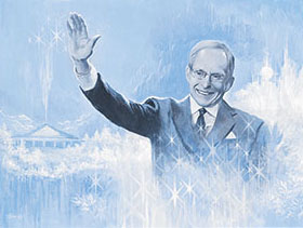 Harold Klemp, the Spiritual Leader of Eckankar