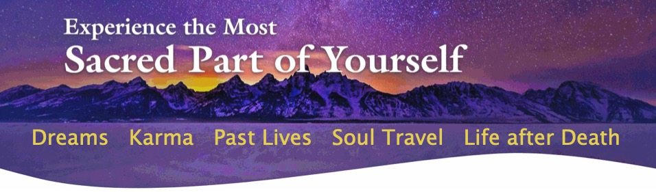 Experience the most sacred part of yourself